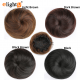 Synthetic Hair Chignon Bun Extension