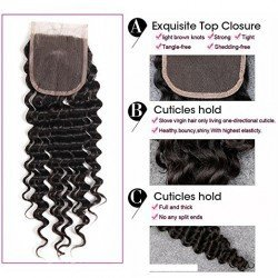 3 Bundles Brazilian Deep Wave Hair
